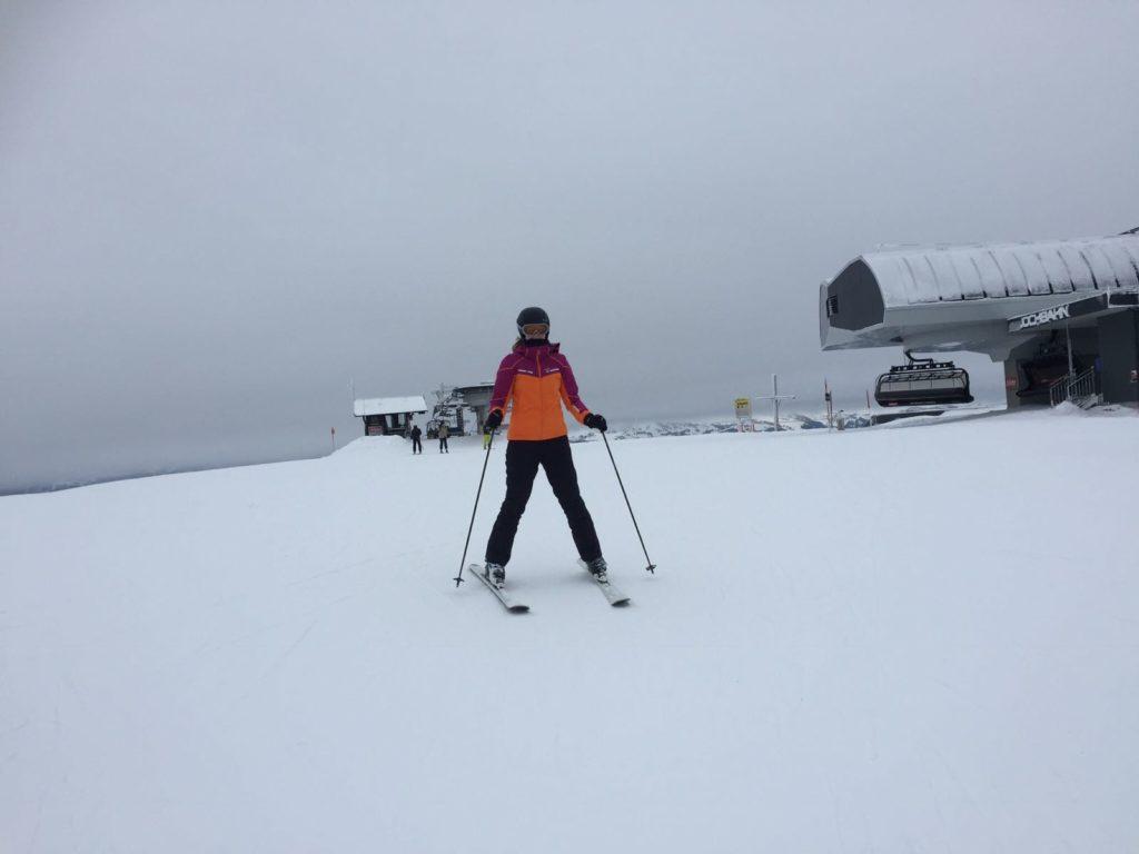 Skileraar-in-Oostenrijk